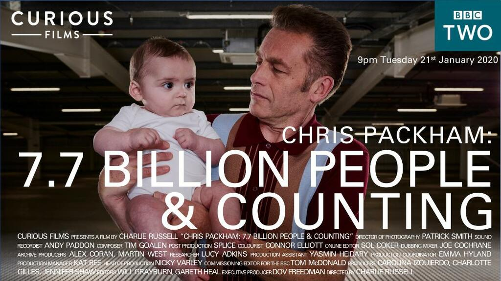 Chris Packham TV documentary