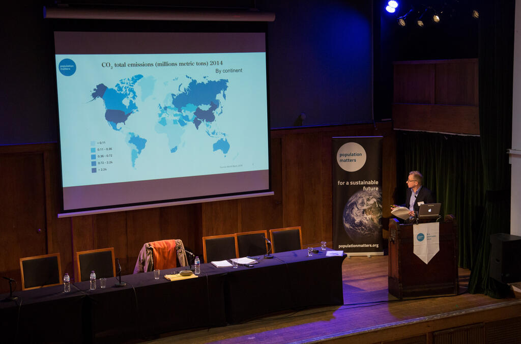 Population and Climate Change Conference 2018
