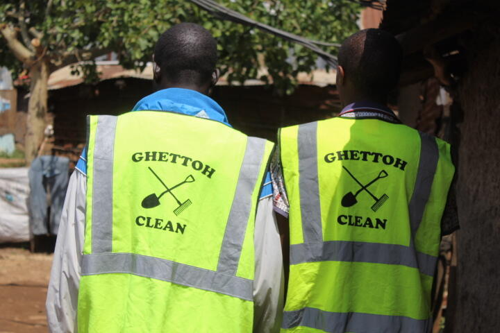 Ghettoh Clean Volunteers