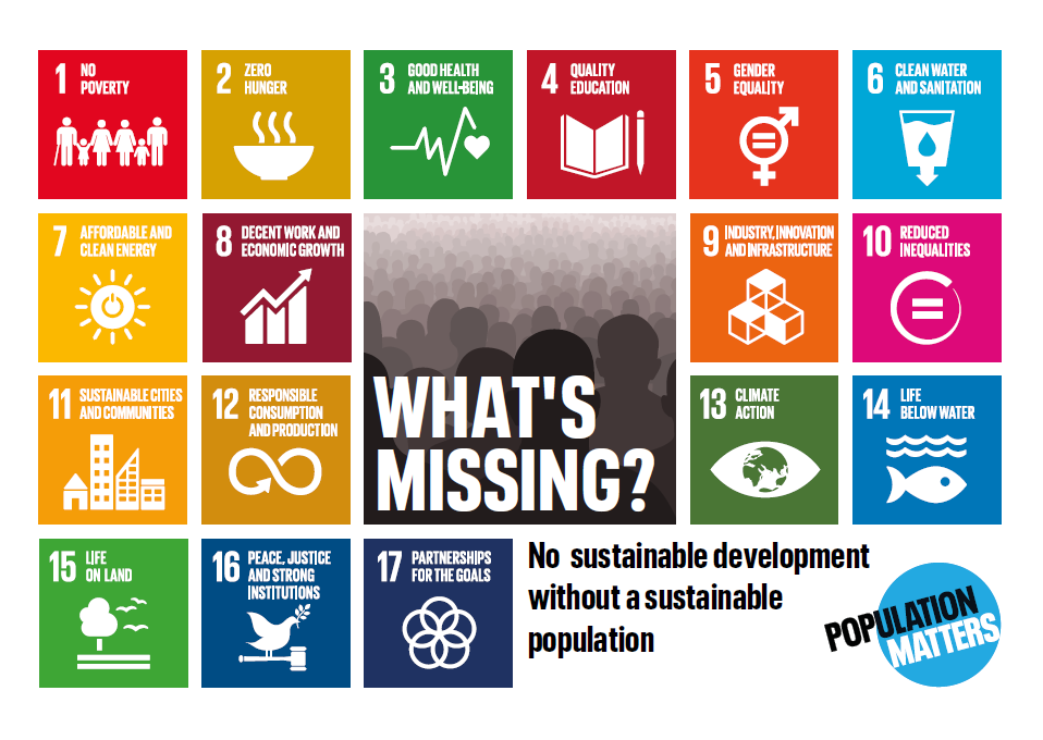 Sustainable Development Goals missing graphic