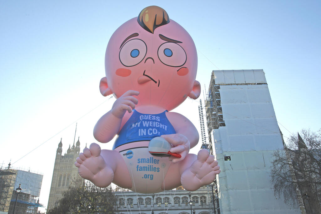 Big Baby climate change event Parliament quare
